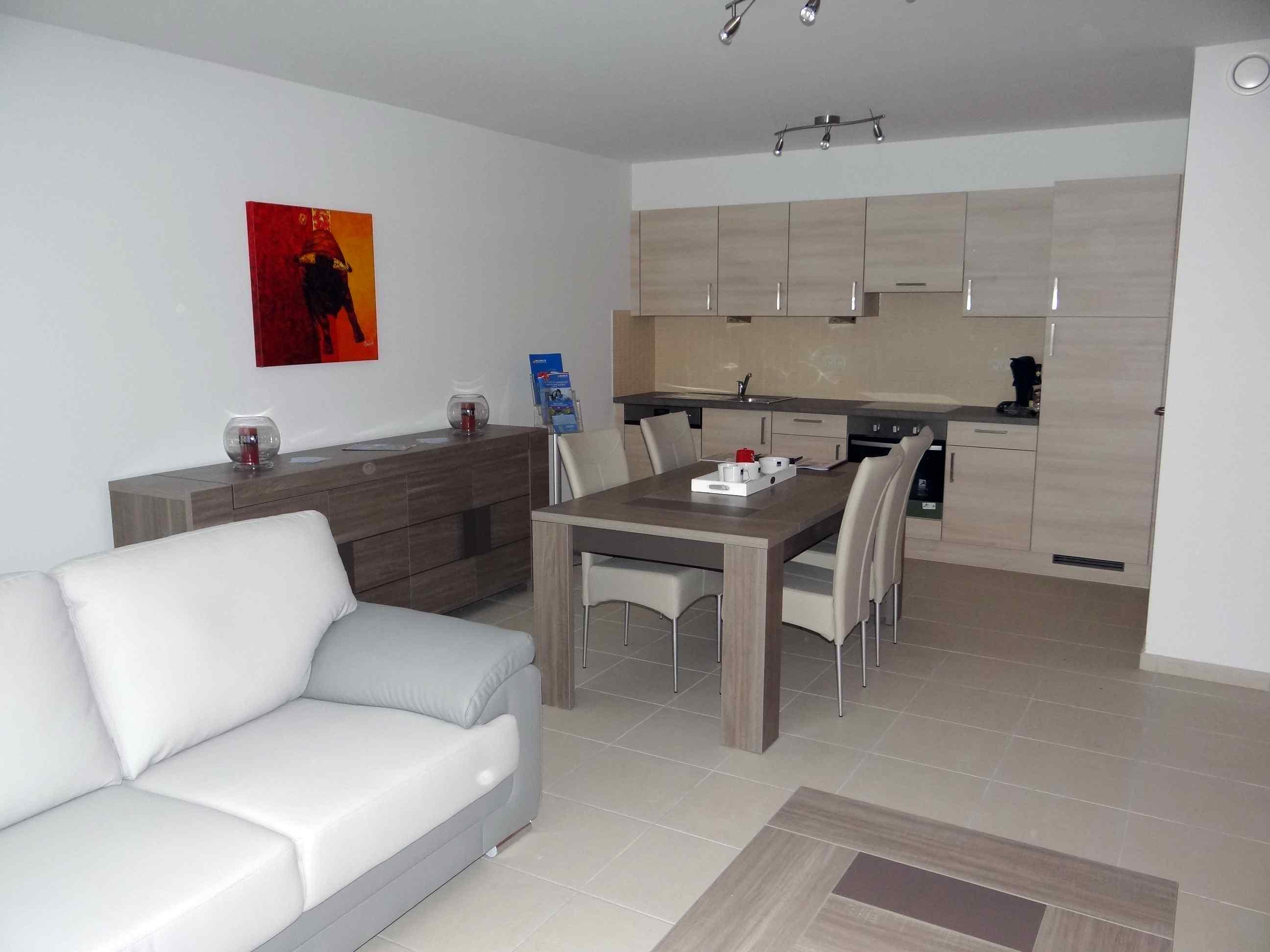 Bel Appartement Louer Mons Verdoyant Calme Immo