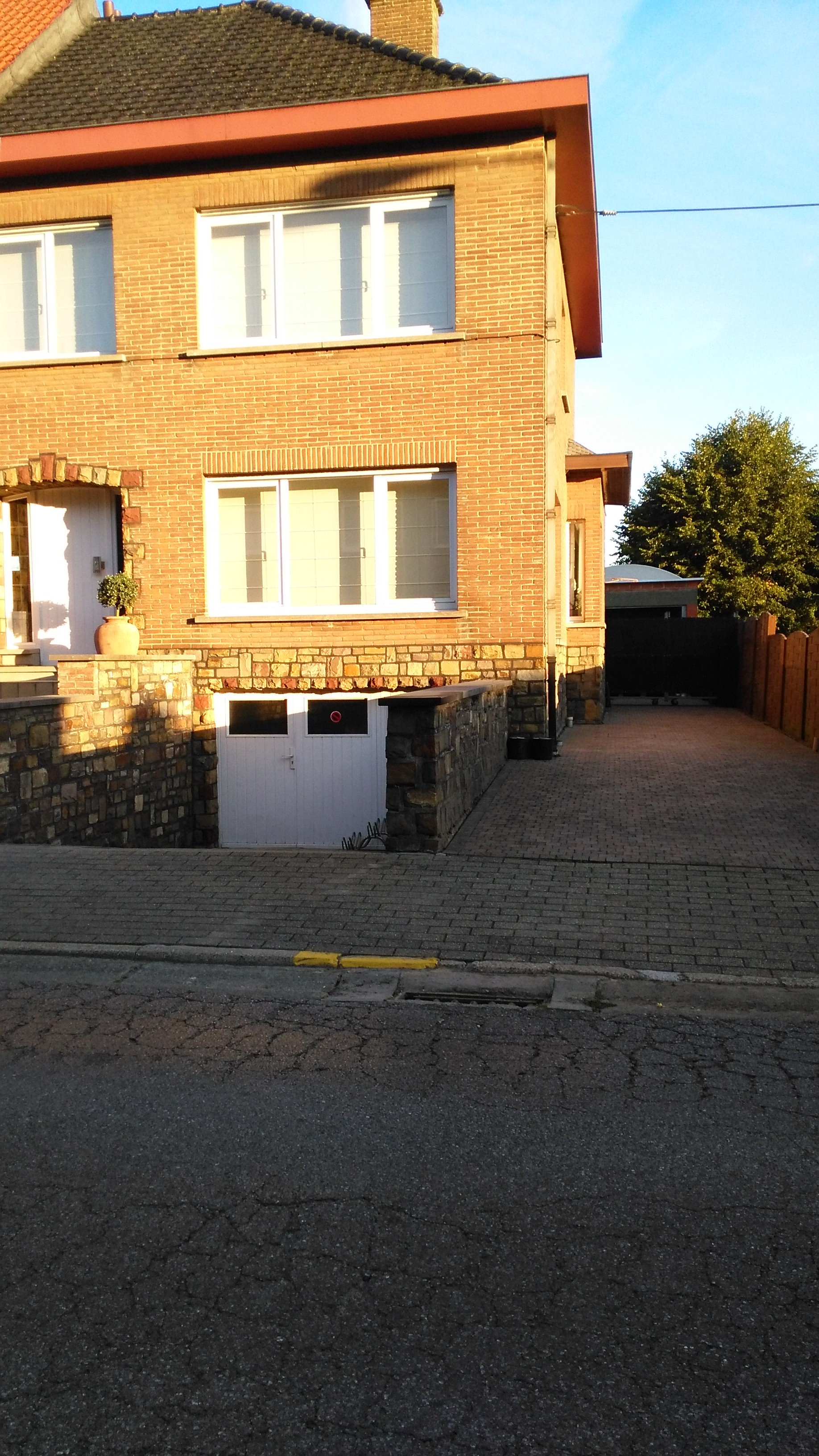 Asse instapklare woning met 4slpk atelier garage immo for Immo particulier